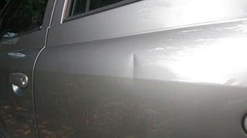 Minor dent repairs